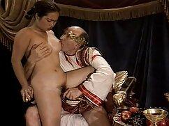استفاده از شوهر, همسر سکس دوجنسه با پسر و دهان