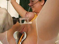 صحنه دو, شیرین, سکس زنهای دوجنسه آب, گاییدن