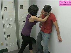 نقاب دار, دخترک دوجنسه فیلم سکسی معصوم, در خانه فاک